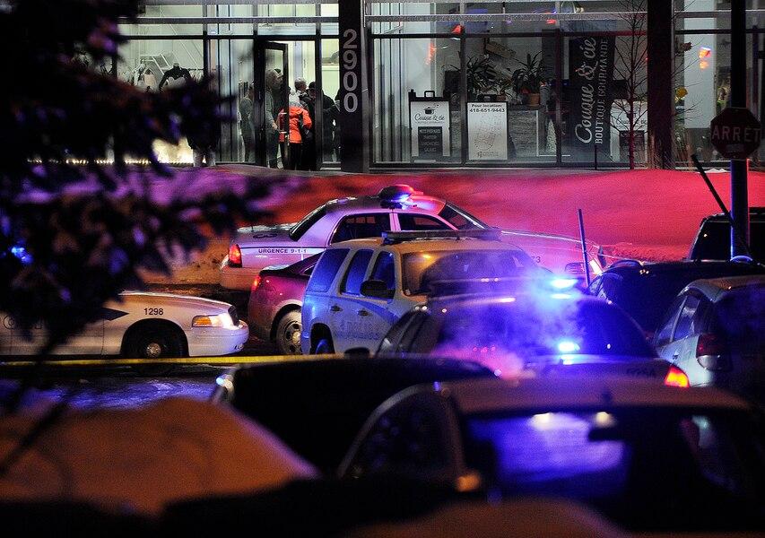 Attentat dans une mosquée au Québec et les autorités évoquent «un acte terroriste» - vidéo
