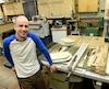 Jimmy Bouchard crée des objets et meubles faits pour le quotidien.