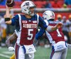 Drew Willy (5) des Alouettes.