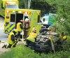 L'accident s'est produit le 1er juin dernier dans une courbe du 3e rang, à Sainte-Lucie, dans les Laurentides.