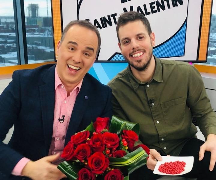La Saint-Valentin: avec ou sans flèche!