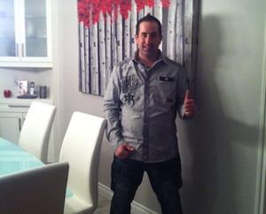 Pierre Lemelin a été déclaré coupable d'avoir tenté de tuer sa victime avec une arme à feu.