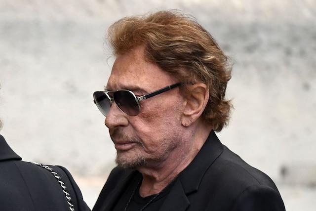 Johnny Hallyday est mort dans la nuit de mardi à mercredi à 74 ans.