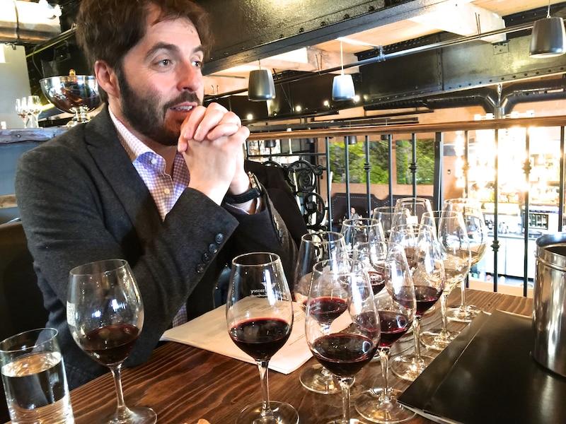 Quelques grands vins le journal de montr al for Francesco marchesi
