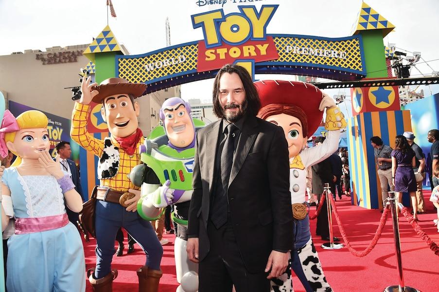 Image principale de l'article Keanu Reeves: bientôt papa?
