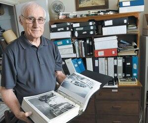 Le spécialiste de l'histoire des tramways et des autobus Jean Breton a retracé pour Le Journal les faits saillants de l'époque du tram à Québec.