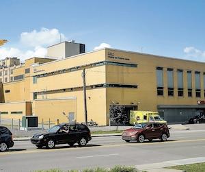 L'Hôpital de l'Enfant-Jésus veut ajouter des équipements de réseau sans fil à la suite de travaux d'agrandissement.