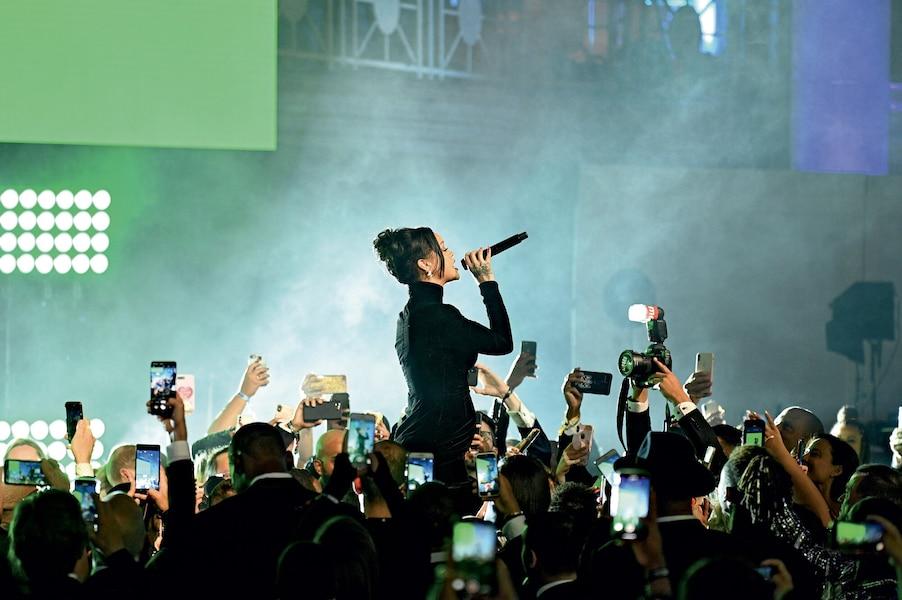 Image principale de l'article Rihanna enceinte?