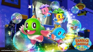 Il y aura Bubble Bobble exclusif à Switch