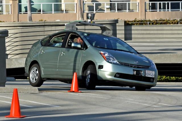 Elle a notamment utilisé des Toyota Prius de deuxième génération pour développer son système.