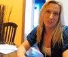Cathy Noël s'est entendue avec ses créanciers. Se libérer de ses dettes lui a permis de reprendre le contrôle de ses finances.