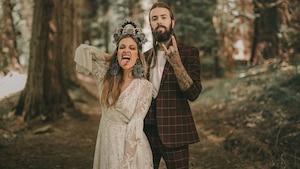 Un festival pour les futurs mariés «très wild»