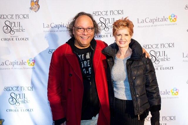 Josélito et Véronique Béliveau