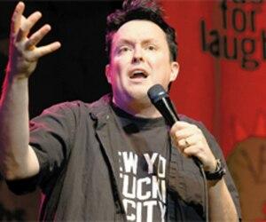 Mike Ward avait suscité la controverse en 2008 en utilisant le nom de Cédrika Provencher dans une blague sur Revenu Québec.
