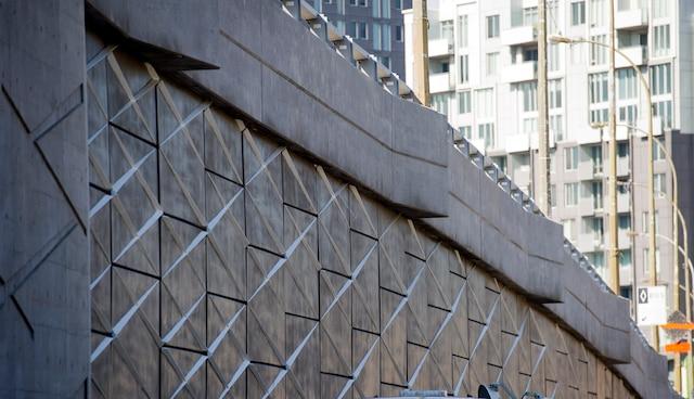 Visite du chantier Bonaventure. Montréal, 5 octobre 2016. PIERRE-PAUL POULIN/LE JOURNAL DE MONTRÉAL/AGENCE QMI