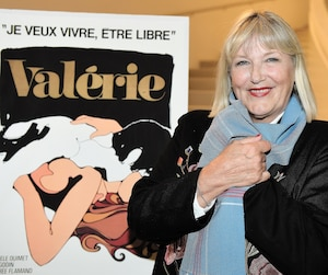 Première de la version restaurée du film «Valérie» en présence de Danielle Ouimet