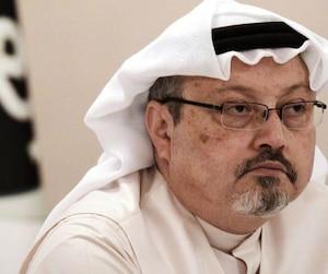 Jamal Khashoggi en décembre 2014