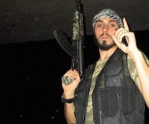 Ismaël Habib, un Montréalais qui a également vécu à Gatineau, a tenté de quitter le Canada afin de combattre au sein du groupe État islamique en Syrie.