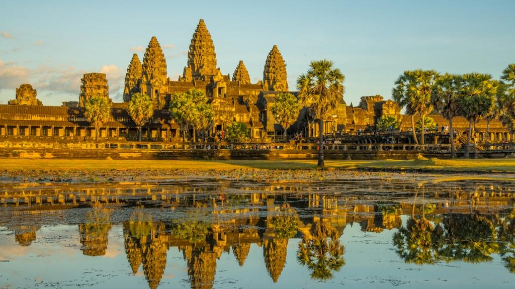 7 bonnes raisons d'aller au Cambodge
