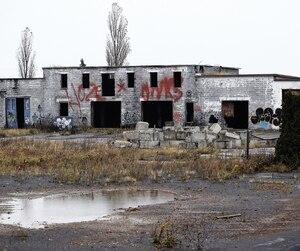 Les casemates souterraines du Fort Numéro-3 sont situées sur le terrain de l'ancienne cimenterie désaffectée (photo) sur le boulevard Guillaume-Couture à Lévis.