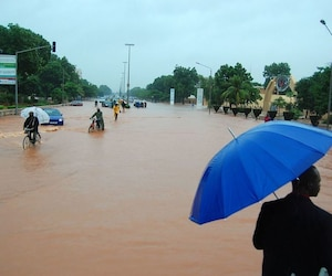 Inondations Burkina Faso