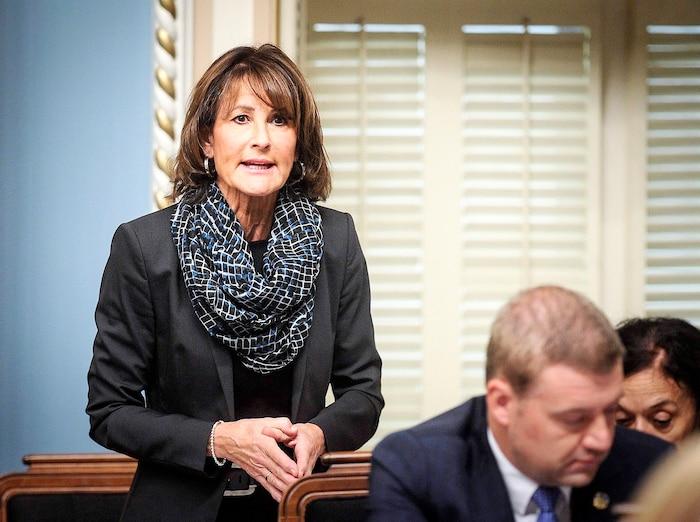 Kathleen Weil, nouvelle ministre responsable des Relations avec les Québécois de langue anglaise.