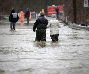 Inondations � Montr�al