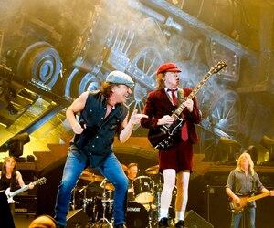 Brian Johnson, Angus Young et leurs complices devraient s'en donner à cœur-joie lors de leur passage sur les Plaines.