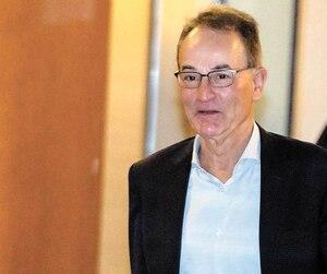 Michael Novak a témoigné vendredi (photo) et lundi au palais de justice de Montréal au procès de Sami Bebawi.