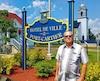 Le maire de Port-Cartier, Alain Thibault