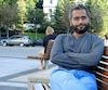 Adepte de la course minimaliste, Gaurav Madan s'élancera sans chaussures au Marathon Lévis-Québec.