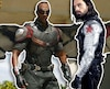 La série Le Faucon et les Soldat de l'Hiver suivra les vedettes Anthony Mackie, le Faucon, et Sebastian Stan, le Soldat de l'Hiver.