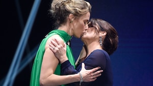 Image principale de l'article Baisé au Gala Québec Cinéma