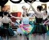Sarah-Gabrielle Déry-Blanchet reprend pour la quatrième fois le rôle de la princesse Aurore dans le spectacle de ballet <i>La Belle au bois dormant</i>.