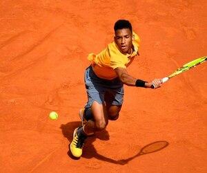 Félix Auger-Aliassime s'est bien battu contre Rafael Nadal, mercredi, mais la logique a été respectée et le maître incontesté de la terre battue a eu raison du jeune Québécois.