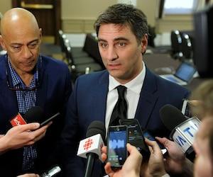 Les élus de Québec 21, Stevens Mélançon et Jean-François Gosselin