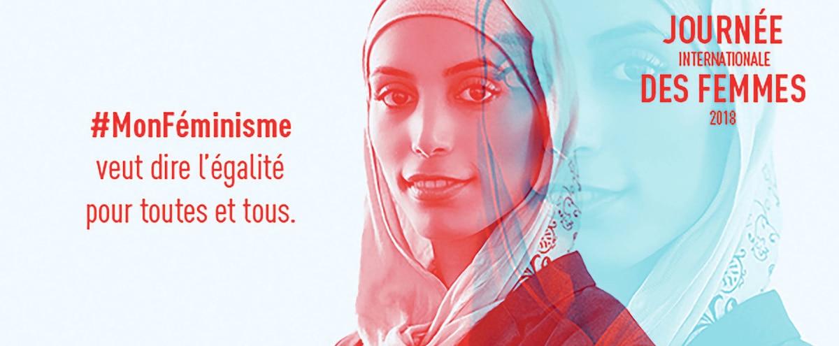 Le Canada en hijab