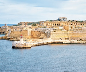 Fort Ricasoli in Malta