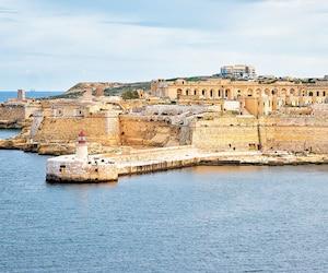 Fort Ricasoli in Malta
