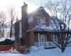 Une maison unifamiliale de Boisbriand a été la proie des flammes dans la nuit de mardi à mercredi.