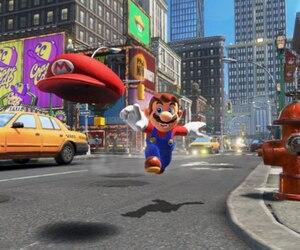 «Super Mario Odyssey» fait le pari original de mélanger un monde humain et le Royaume Champignon.