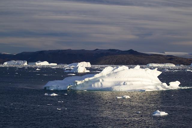 Le parc national du Nord-Est-du-Groenland est la plus vaste aire protégée au monde.