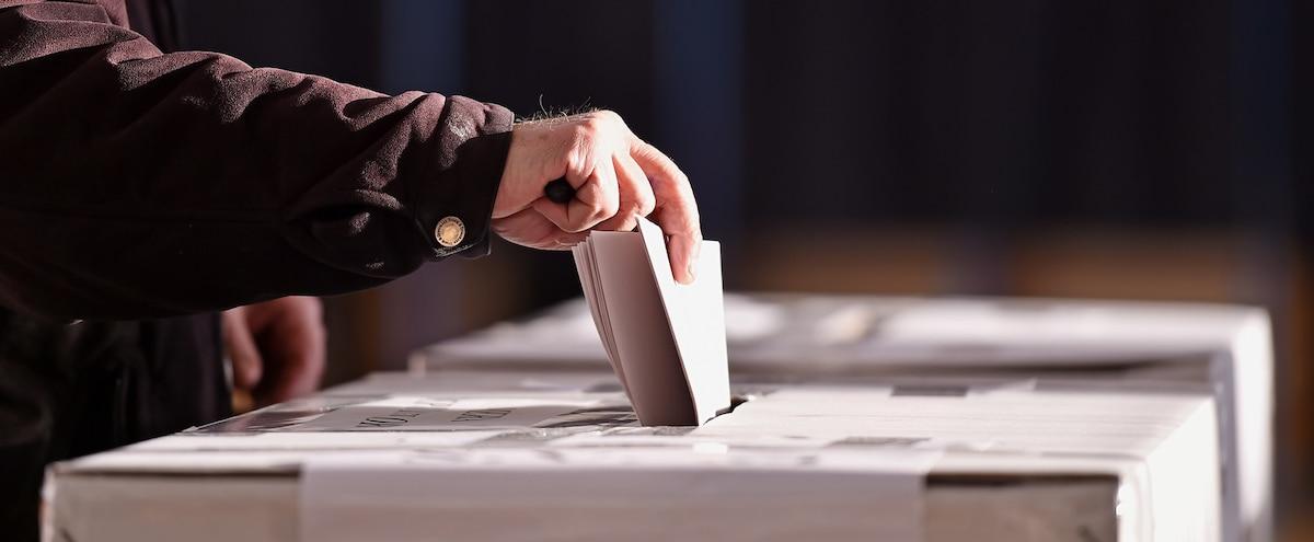 4,7 millions d'électeurs ont voté par anticipation