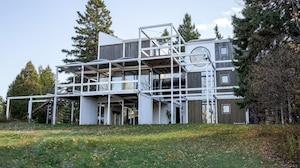 Une maison unique d'architecte pour 499 000$