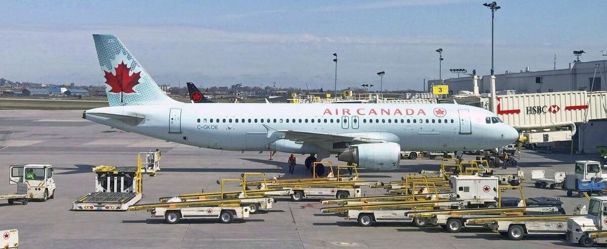Impossible de réserver avec Air Canada dès ce soir