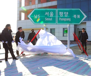 NKorea-SKorea-politics-diplomacy-transport