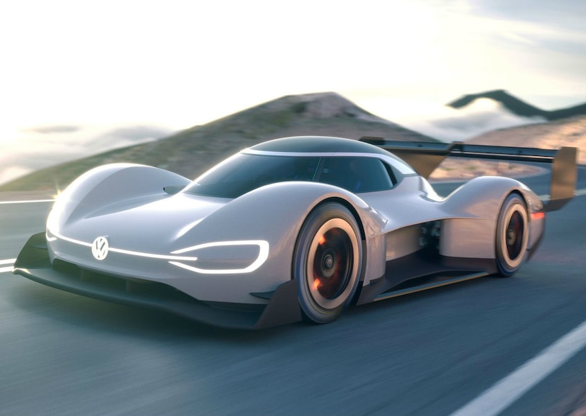Voiture De Sport >> Volkswagen A Construit Une Voiture Sport Entierement