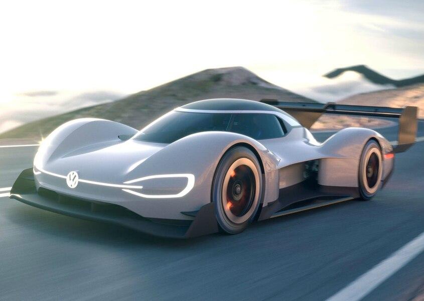 Bien-aimée Volkswagen a construit une voiture sport entièrement électrique | JDM #OT_29