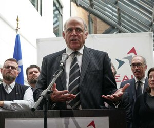 Le ministre Pierre Fitzgibbon