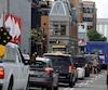 Malgré les bouchons de circulation et les lamentations des commerçants, la piste cyclable sur la rue Dalhousie est là pour rester, a tranché l'administration Labeaume. «On va survivre», a laissé tomber le maire.